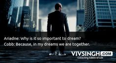 25 Fantastic Quotes and Moments from the Movie Inception