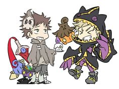 Anonymous said: Spark, Go what was your Halloween costume? Answer: Duskull with Honedge and Mega Banette originally vampire and wolf but they wanted go for more pokemon theme Pokemon Ships, Play Pokemon, Pokemon Go Images, Spark Go, Gotta Catch Them All, Halloween Costumes, Manga, Games, Drawings
