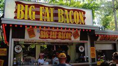 Big Fat Bacon! Omg it is soooooooooooooooo good I had like 5 or 6 pieces the ☺️☺️☺️☺️☺️☺️☺️☺️