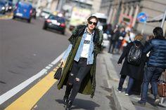 Voguistas from Milan - Vogue