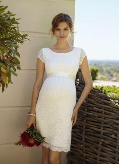 Zwanger trouwen zwangerschaps bruidsmode - Google zoeken