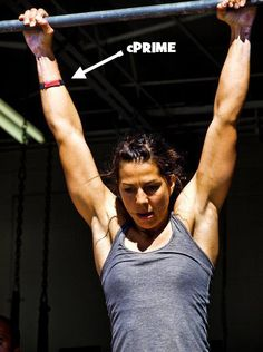 ARE YOU A CrossFit ATHLETIC?     Top Performers wear Evolv cPrime. HELP improve your body's natural STRENGTH, energy, balance & flexibility. GO2 http://ordercprime.com/