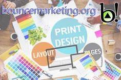 Everything You Ever Needed for Marketing - Bounce Marketing Foundation provides everything you need for your growing business: from websites to graphic design, we have it all. www.bouncemarketing.org | 844-319-9600