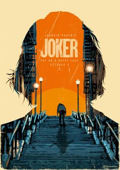 Inspiration Dose : Weekly Inspiration Dose 064 - Indieground DesignWeekly Inspiration Dose : Weekly Inspiration Dose 064 - Indieground Design Joker Poster Design on Inspirationde Multi Exposure Portrait Marvel Movie Posters, Minimal Movie Posters, Movie Poster Art, Film Posters, Best Movie Posters, Titanic Movie Poster, Poster Wall, Joker Poster, Film Poster Design