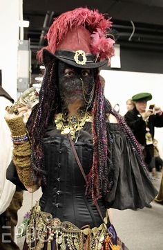 EPBOT: The Best Cosplay of Dragon Con 2014, Pt 3