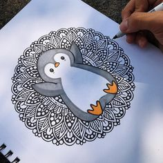 how to draw eyes Doodle Art Drawing, Mandala Drawing, Art Drawings Sketches, Painting & Drawing, Sharpie Drawings, Sharpie Art, Cute Easy Drawings, Colorful Drawings, Dibujos Zentangle Art