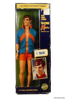 Talking Ken® Doll 1970