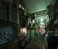 夜散歩のススメ「五條町橋高架橋」東京都台東区上野