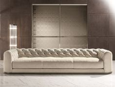 MILTON - Designer Sofas from Longhi S. ✓ all information ✓ high-resolution images ✓ CADs ✓ catalogues ✓ contact information ✓ find your. Living Furniture, Home Decor Furniture, Sofa Furniture, Living Room Sofa, Furniture Design, Lounge Sofa, Sofa Set, Interior Design Living Room, Living Room Designs
