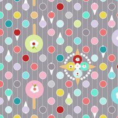 ice cream fabric by katarina on Spoonflower - custom fabric