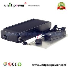 Drawer type electric scooter battery pack 48v li-ion battery pack 48v 8ah electric bike battery with free charger