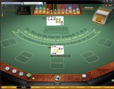 European BlackJack Serie Gold a più Mani Casinò online Voglia di Vincere #Slot, #Blackjack, #Vogliadivincere, #Casinoonline