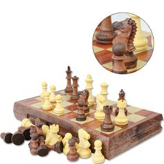 56.10$  Buy here - http://aliu90.worldwells.pw/go.php?t=32735187021 - High Quality Magnetic Chess Large High-grade Imitation Mahogany Chess Wood WPC Chess High Impact Plastic Materials 56.10$