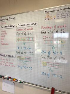 Maths Classroom Displays, Maths Display, Class Displays, School Displays, Math Classroom, Classroom Ideas, Math Work, Fun Math, Teaching Math