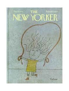 The New Yorker - Monday, May 1975 - Issue # 2623 - Vol. 51 - N° 14 - Cover by : Robert Tallon The New Yorker, New Yorker Covers, Vogue, Wall Art For Sale, Beautiful Cover, Vintage Magazines, Vintage Photos, Grey And Gold, Cover Art