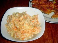 Zelné saláty z čerstvého zelí: Pětice nejoblíbenějších salátů ze zimního hlávkového zelí | | MAKOVÁ PANENKA Coleslaw, Cauliflower, Macaroni And Cheese, Chicken, Vegetables, Menu, Ethnic Recipes, Food, Diet