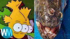 Top 10 Simpsons Jokes That Came True
