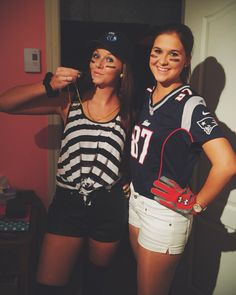 Five Secrets You Will Not Want To Know About Diy Referee Costume Sports Costumes Halloween, Halloween Outfits, Football Player Halloween Costume, Referee Costume, Best Friend Halloween Costumes, Cheerleader Costume, Couple Halloween, Adult Halloween, Funny Halloween