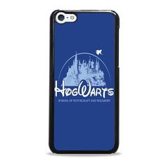 harry potter hogwart disney iPhone 5c case