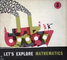 :: Let's explore mathematics By LG Marsh. Illustrated by Chris Hoggett. Published by A &C Black, London.1968 ::