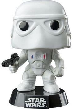 Star Wars POP! Vinyl Cabezón Snowtrooper 10 cm