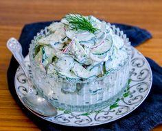 Lchf, Keto, Zeina, Savoury Dishes, Veggie Recipes, Chutney, Potato Salad, Recipies, Food And Drink