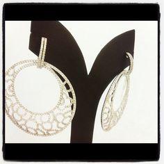 Pilgrim Jewellery, Premier Jewelry, Drop Earrings, Diamond, Fashion, Moda, Fashion Styles, Drop Earring, Diamonds