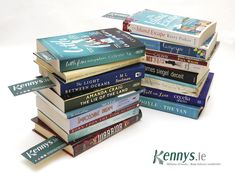 Kennys Bookshop are delighted to give away this hamper of Summer Reads to one lucky winner! The hamper includes a mixture of new and second-hand books that are perfect for reading this Summer – whether on the beach, while travelling or simply for a nice read over the holiday season!