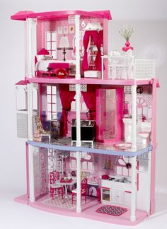 Jonathan Adler Barbie Dream House -Charity Buzz Auction