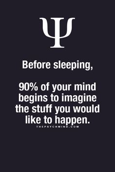 Which is why before you sleep you can't talk, walk or even breathe