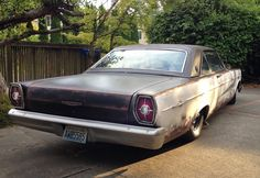 My 65 Galaxie Muscle Cars, Ford Stock, Ford Galaxie, Station Wagon, Old Cars, Custom Cars, Cars Motorcycles, Hot Rods, Dream Cars