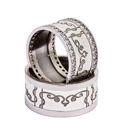 these are very cool silver wedding ringssilver weddingswholesale silver jewelryturkish - Turkish Wedding Ring