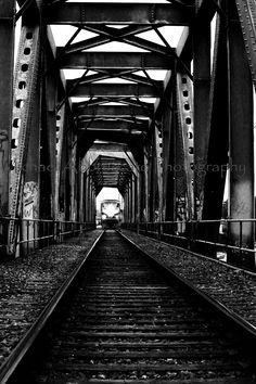 Train Bridge via Etsy.
