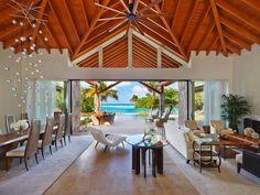 SEASHELL BEACH VILLA IN BRITISH VIRGIN ISLANDS  |  Oil Nut Bay, British Virgin Islands  |  Luxury Portfolio International Member - Smiths Gore Limited