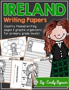 Ireland Writing Papers