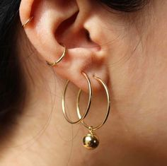 Choosing and using gold piercing body jewelry Gold Jewelry, Jewelry Box, Jewelry Accessories, Fashion Accessories, Fashion Jewelry, Cheap Jewelry, Resin Jewelry, Diy Jewelry, Luxury Jewelry