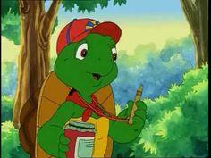 """Franklin la tortue en français """"Le souvenir de la famille tortue"""" French Kids, Kindergarten Class, Read Aloud, Films, Entertainment, Education, Reading, Music, Books"""