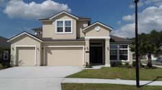 Neighborhood: The Palms • Builder: Dream Finders Homes • Model: The Boca II [Elevation A] • Sq. Feet: 3,637 • 5 Bed / 3 Bath • Lot: 154 • Move-In Ready: Now • Price: $394,990 • Click to view Floor Plan Video!