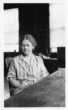 Mary Elizabeth Collett (b. 1888) by Smithsonian Institution, via Flickr