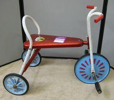 vintage Raleigh tricycle