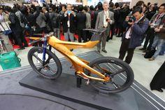 Lexus NXB mtb bike concept