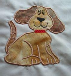 numérisation perso chien appliqué