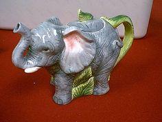 Elephant Teapot by hotlanta10, via Flickr