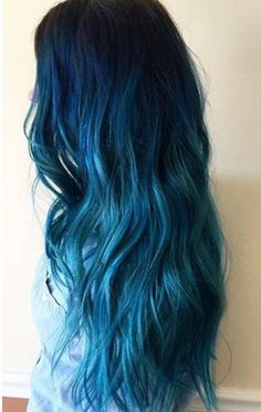 Pin by Bunny. on Mermaid hair | Pinterest | Mermaid