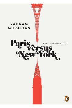 Penguin Group Books Paris Versus New York