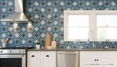 cement tile installation lookbook | cle tile
