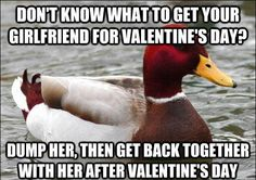 You know that one friend who offers you the worst advice on the planet? The Malicious Advice Mallard is that friend on steroids. The Malicious Advice Mallard meme dispenses the perfect advice, if you're not interested in having family, friends, or any dignity. And so we present the best of the Malicious Advice Mallard Meme:
