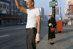 Fred Herzog   Vancouver, 1968
