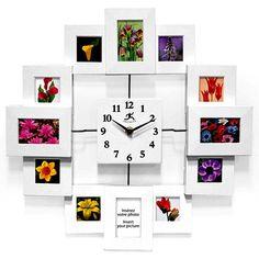 "Infinity Instruments Time Capsule-15"" Resin Wall Clock Infinity Instruments http://www.amazon.com/dp/B003Y57ULU/ref=cm_sw_r_pi_dp_Q70Pub1A7W8AG"