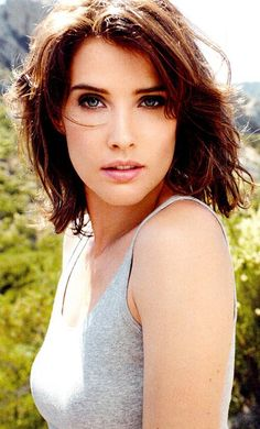 Cobie Smulders | How I Met Your Mother #TV #Show #Girl